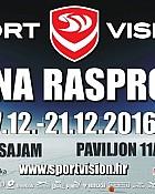 Sport Vision totalna rasprodaja Velesajam 2016