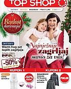 Topshop katalog prosinac 2016