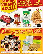 Billa vikend akcija do 22.1.