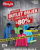Hervis katalog Osijek outlet do 24.1.