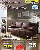 Lesnina katalog Toplina u vašem domu Rijeka