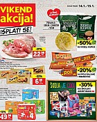 Konzum vikend akcija do 15.1.