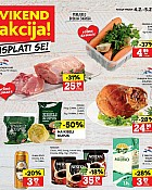 Konzum vikend akcija do 5.2.