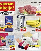 Konzum vikend akcija do 8.1.