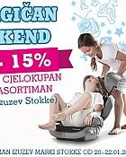 Magic baby vikend akcija -15% na sve