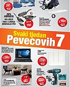 Pevec katalog Pevecovih sedam do 26.1.