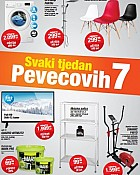Pevec katalog Pevecovih sedam do 19.1.