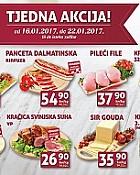 Pivac katalog Tjedna akcija do 22.1.