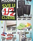 Plodine katalog Sve u pola cijene do 18.1.