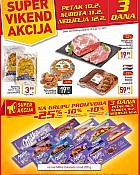 Billa vikend akcija do 12.2.