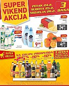 Billa vikend akcija do 26.2.
