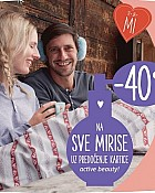 DM vikend akcija za Valentinovo -40% na sve mirise