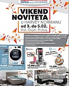 Harvey Norman katalog Vikend noviteta