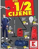 Kaufland katalog Sve u pola cijene do 15.2.