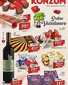 Konzum katalog Valentinovo 2017