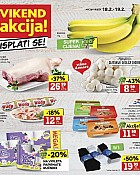 Konzum vikend akcija do 19.2.