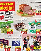 Konzum vikend akcija do 26.2.