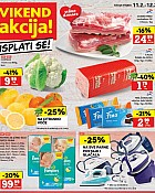 Konzum vikend akcija do 12.2.