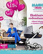 Magic baby rođendanska vikend akcija -15% na sve