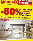 Mobelix katalog Kuhinje po mjeri -50% popusta