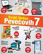 Pevec katalog Pevecovih sedam do 23.2.