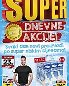 Plodine katalog Super dnevne akcije do 1.3.