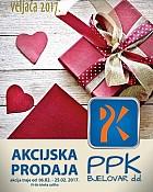 PPK Bjelovar katalog veljača 2017