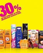 Bipa vikend akcija -30% popusta bojanje i oblikovanje kose