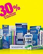 Bipa vikend akcija -30% popusta proizvodi za zubnu njegu