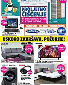 Harvey Norman katalog Proljetno čišćenje do 3.4.