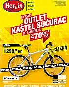 Hervis katalog Kaštel Sućurac Outlet