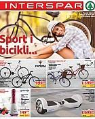 Interspar katalog Bicikli 2017