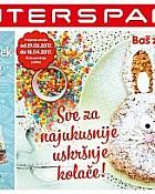 Interspar katalog Uskrs 2017