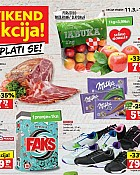 Konzum vikend akcija do 12.3.