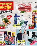 Konzum vikend akcija do 5.3.