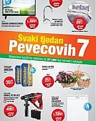 Pevec katalog Pevecovih sedam do 30.3.