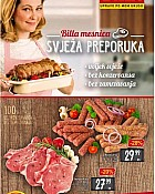 Billa katalog mesnica do 26.4.