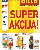 Billa katalog Super akcija