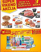 Billa vikend akcija do 9.4.
