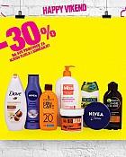 Bipa vikend akcija -30% proizvodi za njegu tijela i sunčanje