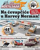 Harvey Norman katalog Roštiljanje