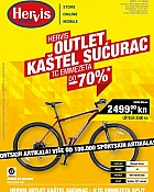 Hervis katalog Kaštel Sućurac do 11.4.