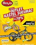 Hervis katalog Kaštel Sućurac do 18.4.