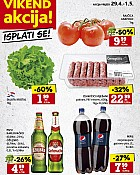Konzum vikend akcija do 1.5.