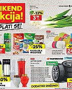 Konzum vikend akcija do 9.4.