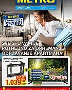 Metro katalog ponuda za apartmane