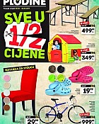 Plodine katalog Sve u pola cijene do 26.4.