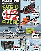 Plodine katalog Sve u pola cijene do 12.4.
