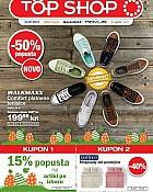 Topshop katalog travanj 2017