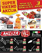 Billa vikend akcija do 21.5.